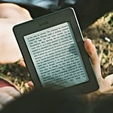 You've slowly learned to accept Kindles and audiobooks.