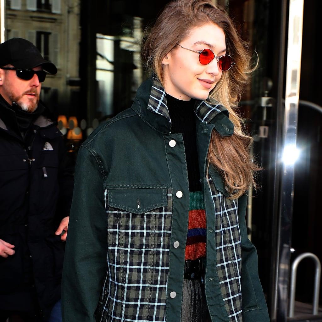 Gigi Hadid's Social Media iPhone Case
