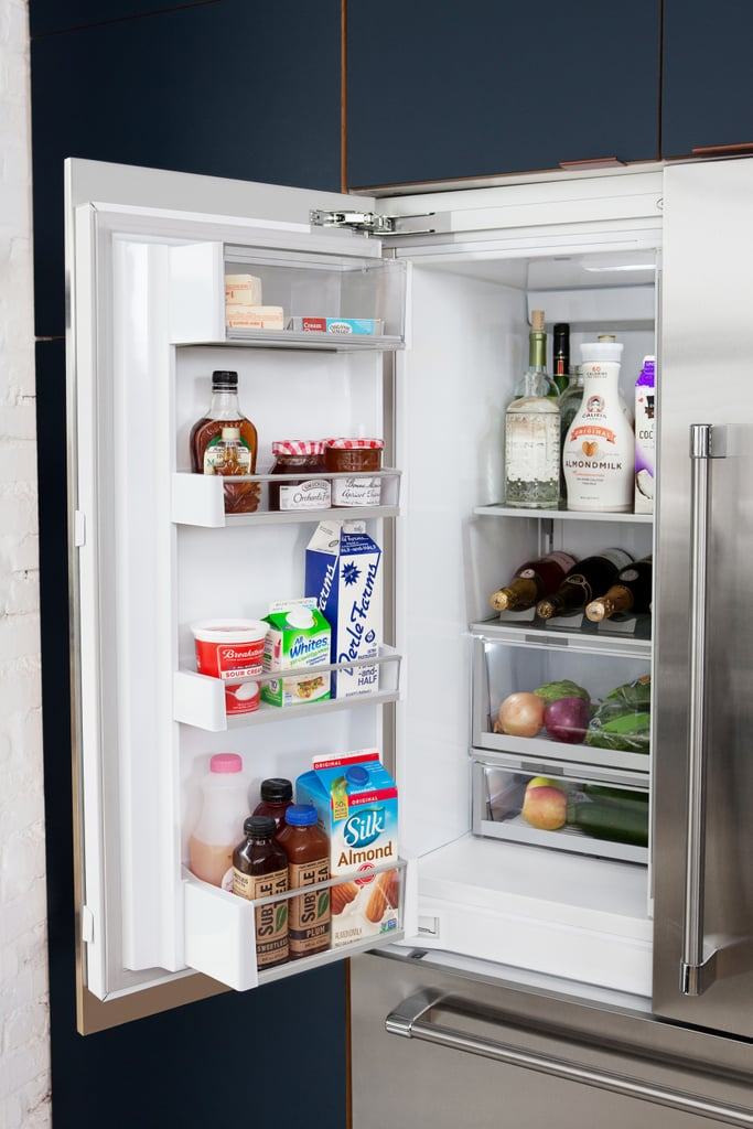 Take a Picture of Your Fridge Before Going Food Shopping