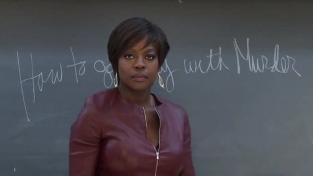 How to Get Away With Murder (Annalise Keating)
