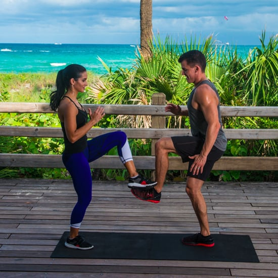 Idalis Velazquez's Partner Workout