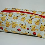 Pokémon Go Pikachu Pencil Case
