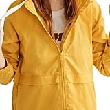 Madewell Raincheck Packable Rain Coat