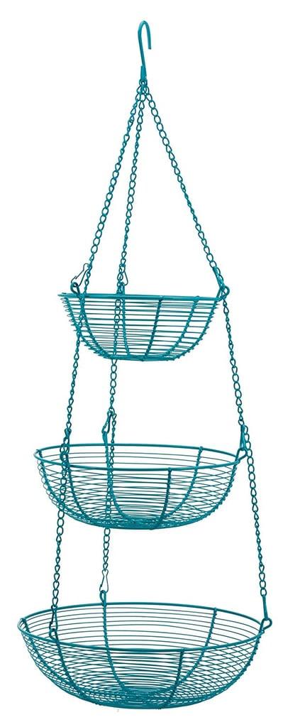 3-Tier Hanging Wire Basket