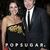 Julia Louis-Dreyfus and Kevin Spacey