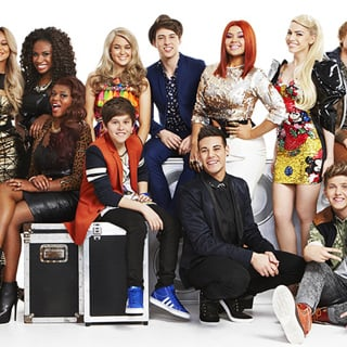 POPSUGAR Celeb, Fashion, Beauty, Health: The X Factor Top 12