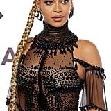 Beyoncé's Superlong Braid in 2016