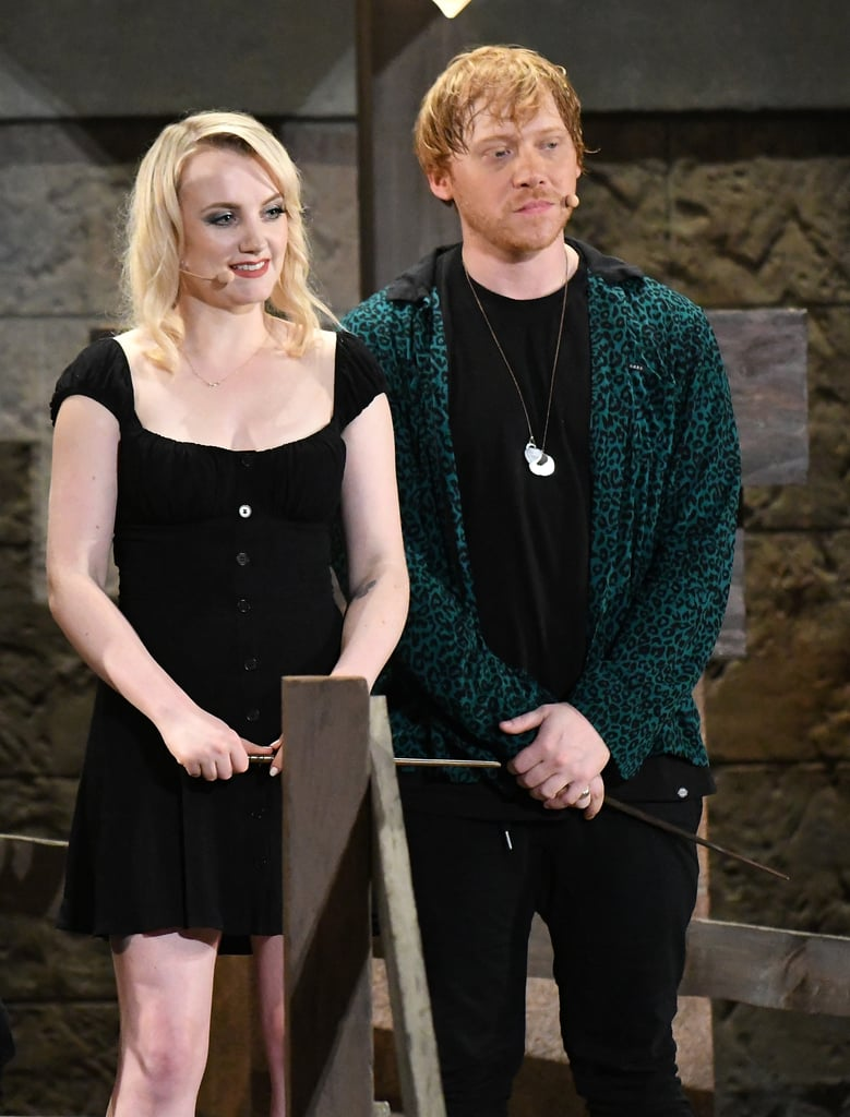 Rupert Grint Pictures at Harry Potter World June 2019