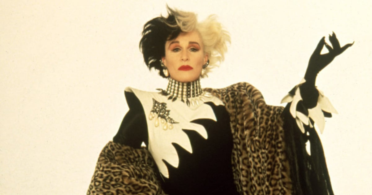 Glenn Close Made Sure Her 101 Dalmatians Contract Included Keeping Every Single Cruella de Vil Costume