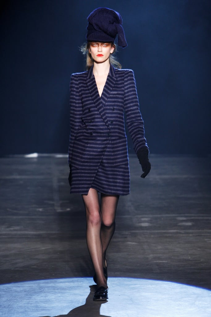 The Trend: Navy