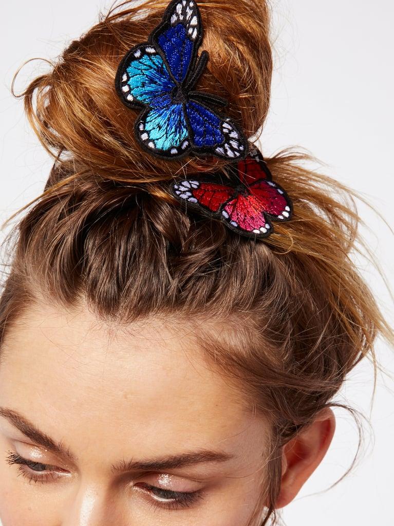 Butterfly Patch Clip Set