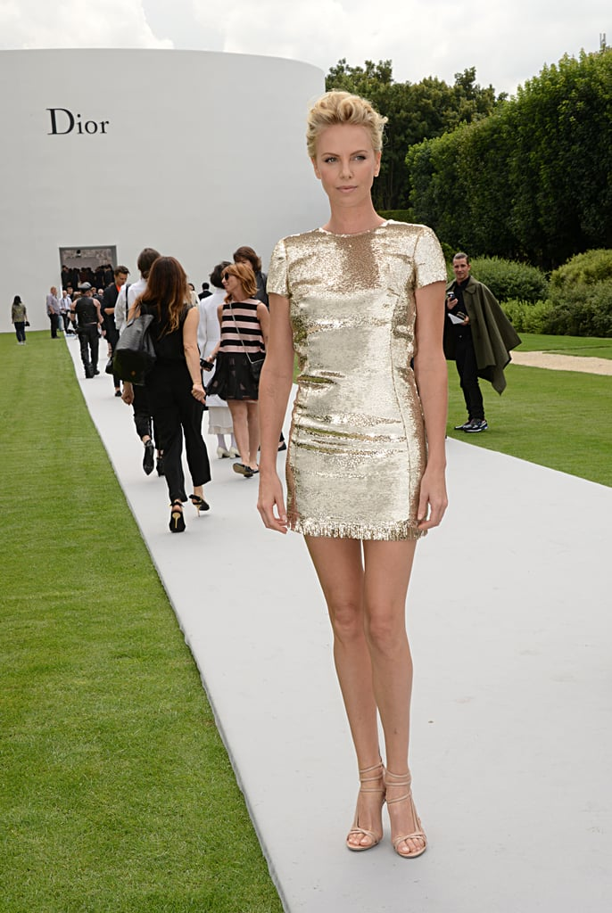 Charlize Theron Style Pictures | POPSUGAR Fashion Photo 1