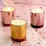 Shimmery Candle