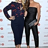 Busy Philipps and Camila Alves amped up excitement for the Annie for Target collection at the launch event in NYC on Tuesday.