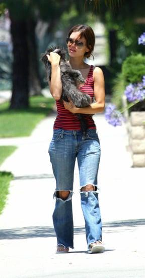 Rachel Enjoying Her Summer