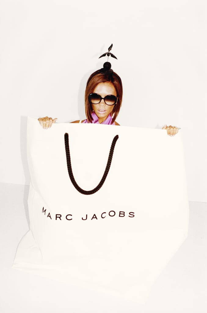 She Was the Face of the Marc Jacobs Campaign in 2008
