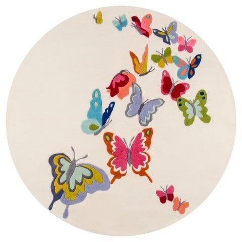 Floating Butterflies Rug