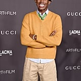 Tyler, the Creator at the 2019 LACMA Art+Film Gala