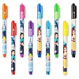 Disney Princess Erasable Marker Set