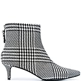 Kendall + Kylie Glen Plaid Ankle Boots