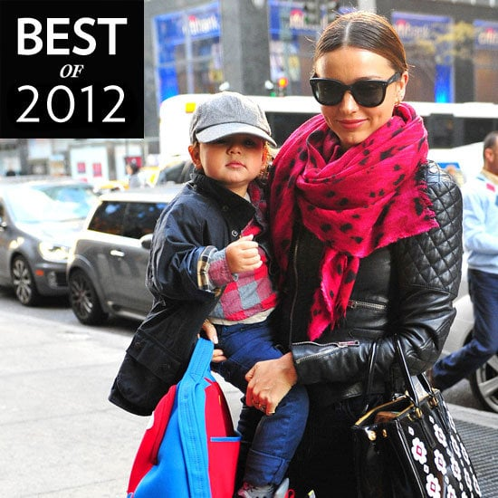 The results are in: you voted Miranda Kerr as the street-style superstar of 2012.