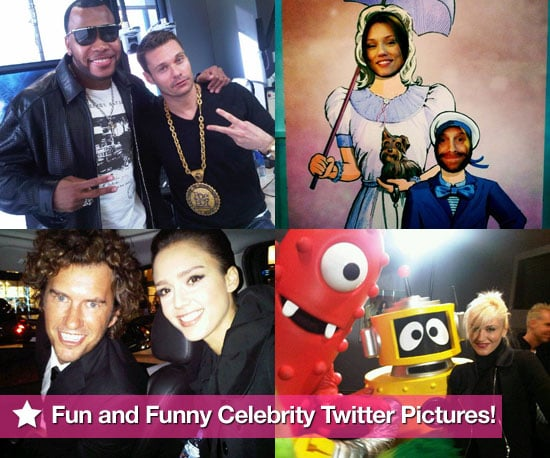 Celebrity Twitter Pictures 2010-12-02 22:30:00