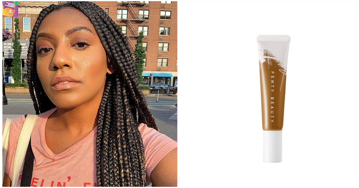 Fenty Beauty Pro Filt R Hydrating Longwear Foundation Review Popsugar Beauty