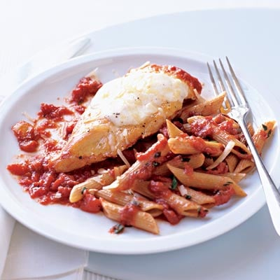 Slim Chicken Parmesan Recipe