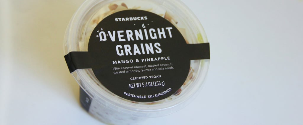Starbucks's New Overnight Grains Are a Delicious Vegan Breakfast Option