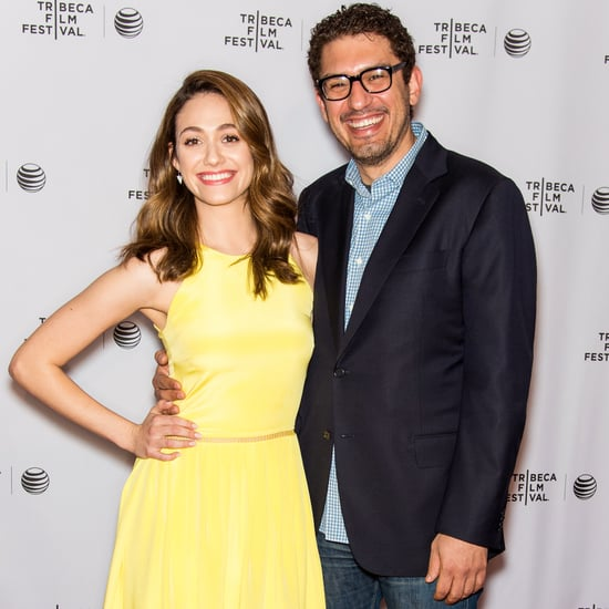 Emmy Rossum Engaged to Sam Esmail