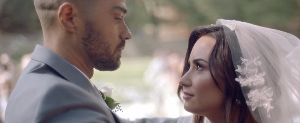 "Demi Lovato and Jesse Williams Get Intimate in the Sexy ""Tell Me You Love Me"" Video"