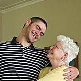 Hot Guys With Grandmas