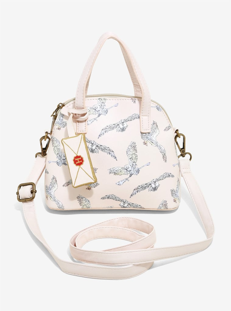 Loungefly Harry Potter Hedwig Mini Dome Crossbody Bag