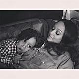 Cree and Tia