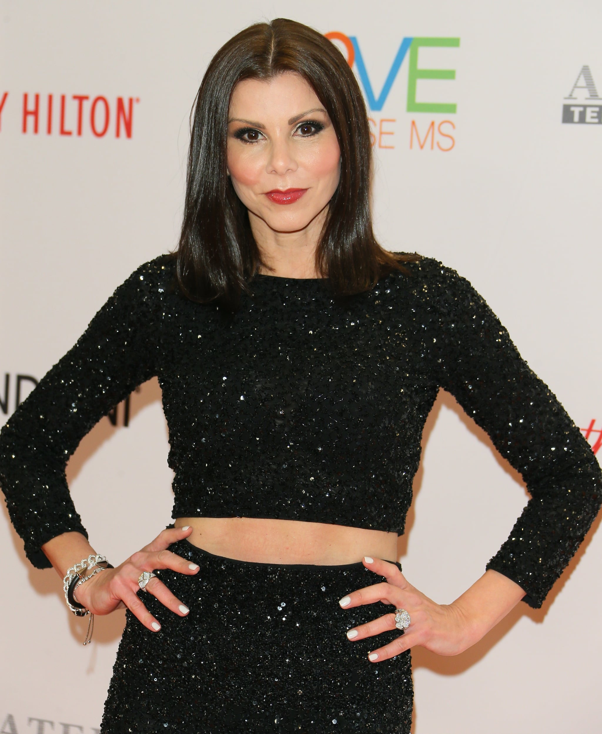 Heather Dubrow Party Tips Popsugar Home