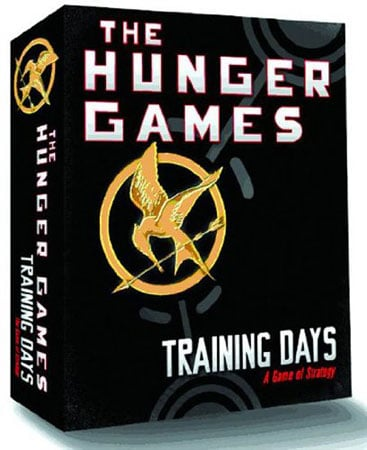 The Hunger Games: Training Days Strategy Game ($20)