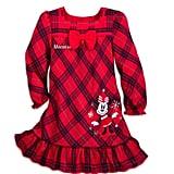 Minnie Mouse Holiday Plaid Nightshirt