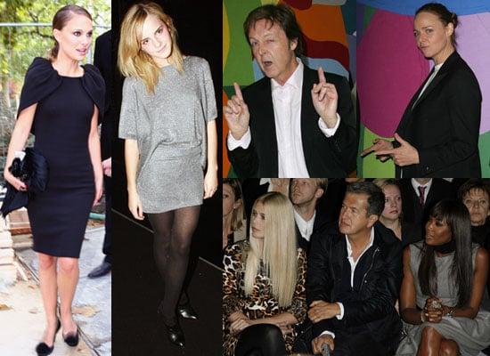03/10/2008 Paris Fashion Week