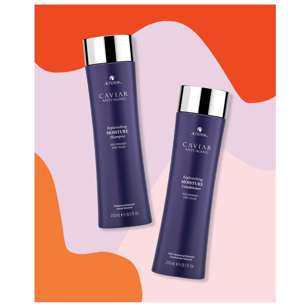 Alterna Caviar Anti-Aging Replenishing Moisture Shampoo and Conditioner