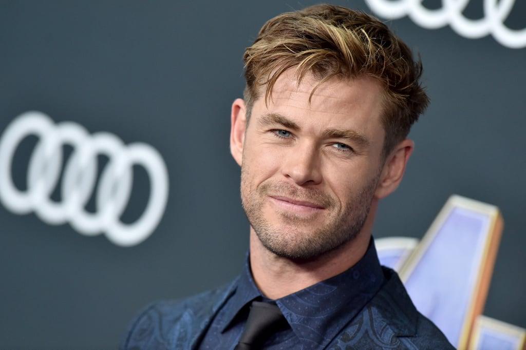 Sexy Chris Hemsworth Pictures 2019   POPSUGAR Celebrity ...