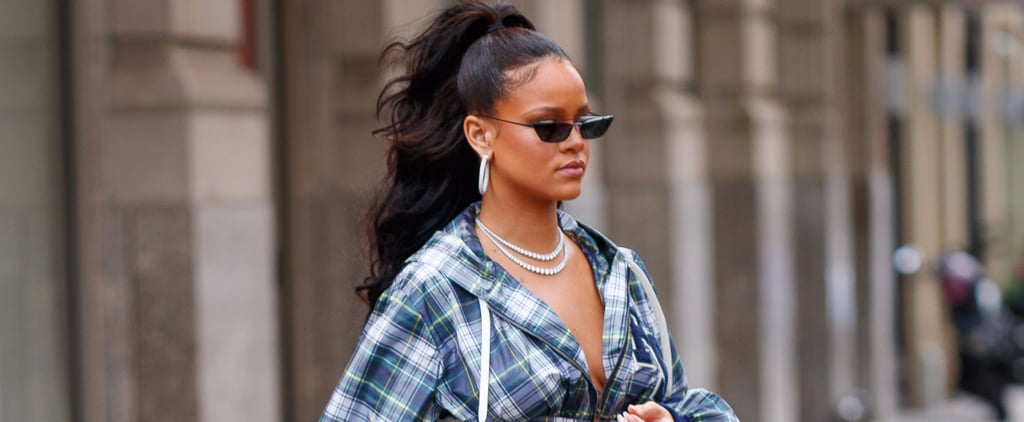 Rihanna Is Bringing Back the Track Pants From Your Limited Too Days