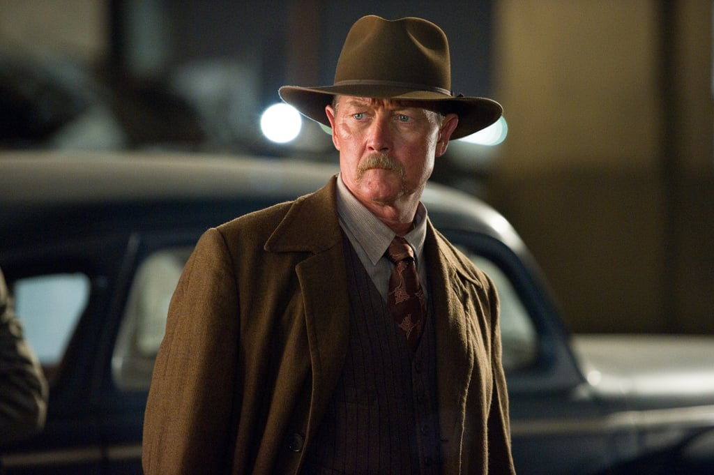 Robert Patrick in Gangster Squad.
