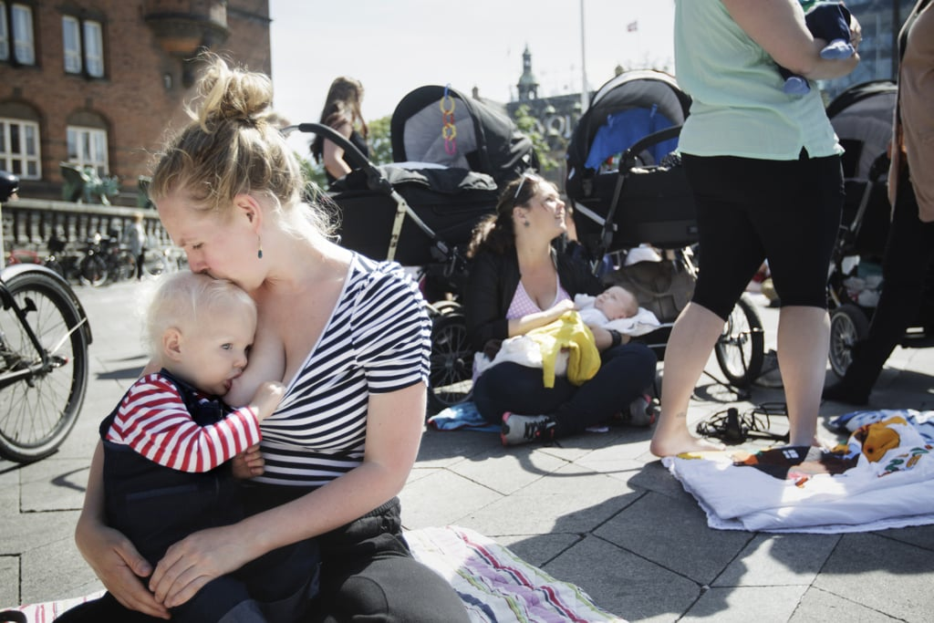 Parenting Trend: Breastfeeding Mamas Forced to Find New Places to Nurse