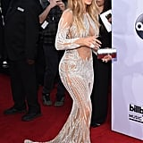 Jennifer Lopez at the Billboard Music Awards 2015