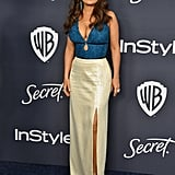 Salma Hayek at the 2020 Golden Globes Afterparty