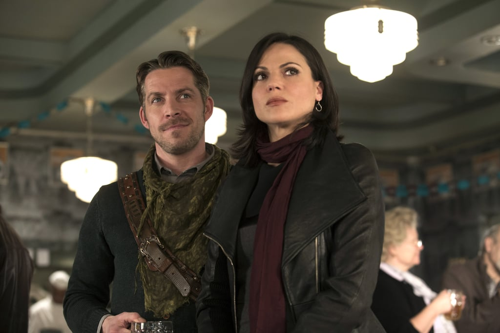 Your Favorite TV Couple: Regina and Robin Hood, Once Upon a Time