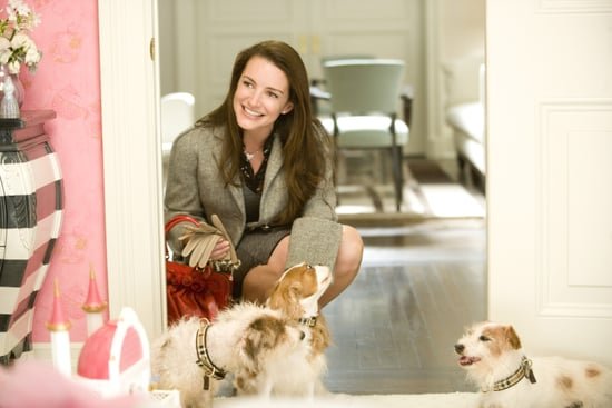 Who Are These Pups With Charlotte and Elizabeth Taylor?!