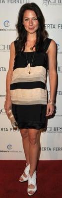 Celeb Style: Lynn Collins
