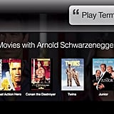 """The """"Play Movie"""" command."""