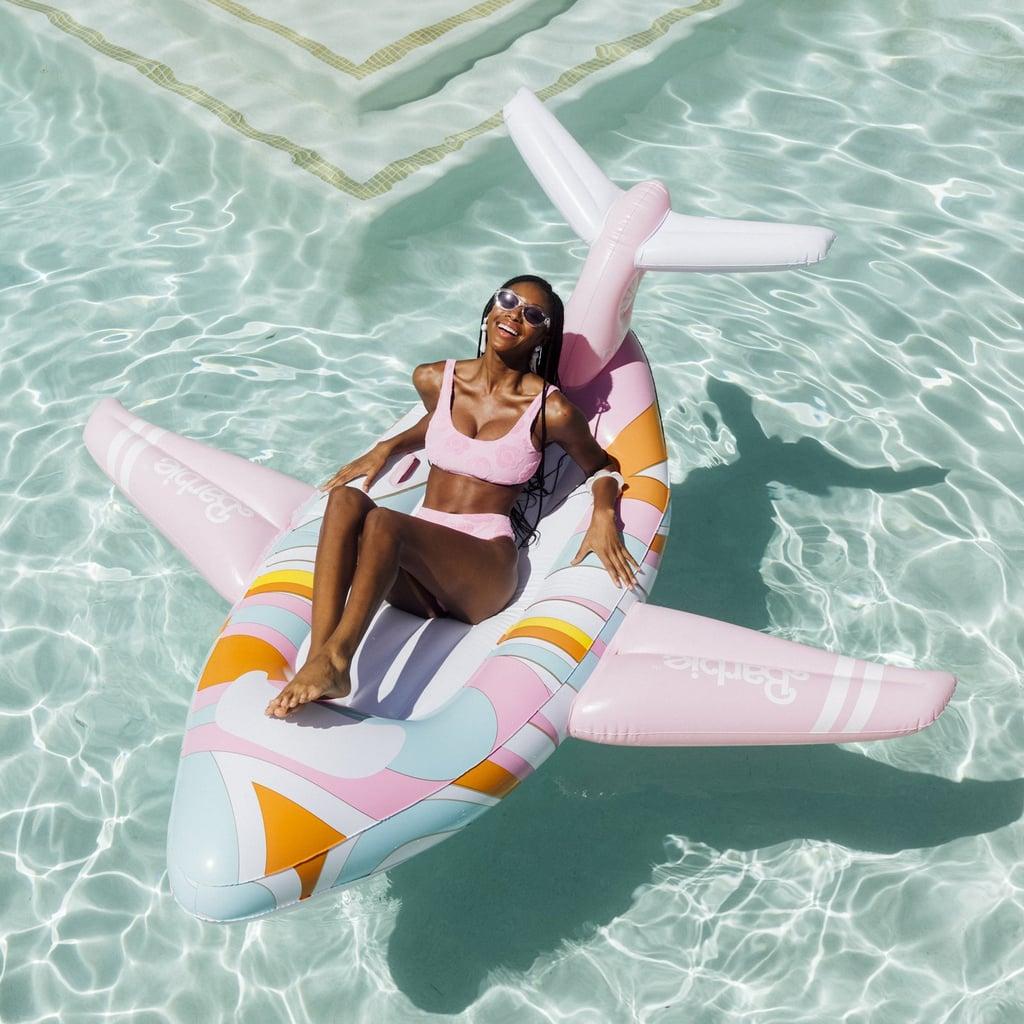 Funboy x Malibu Barbie Private Jet Float